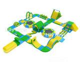 Parque inflável do adulto/água dos miúdos, jogos infláveis do esporte de água