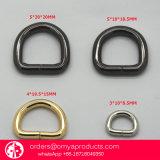 ハンドバッグおよびラップトップのためのDリングについてのOEMデザイン金属