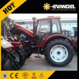 Hot Sale Cheap Lutong 100HP Wheel-Style tracteur 4RM (LT1004)