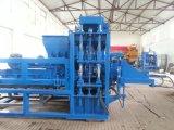 Le béton de pavage de verrouillage de la fabrication de briques (Qté4-15) de la machine
