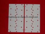 Strati di ceramica dell'allumina microcristallina a temperatura elevata per di ceramica industriale