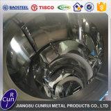 SUS304 347 het Super DuplexBlad en de Plaat van de Rol van het Roestvrij staal