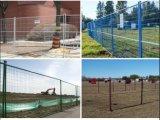 Канадская временно загородка конструкции сделанная в Китае