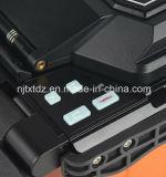 Colleuse de fusion de fibre de cadrage de faisceau (T-207X)