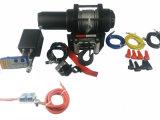 Resistente al agua 3500 Lb Electric ATV cabrestante con cuerda sintética y kits de completa
