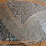 회색 색깔 인도 머리 레이스 정면 Hairpiece (PPG-l-0691)