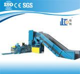 Macchina idraulica Full-Automatic della pressa per balle della carta straccia del cartone dell'erba medica Hba60-8060 con Ce, SGS