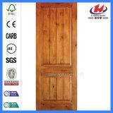 Diseño de madera indio de la puerta de la cocina del sótano