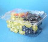 明確で使い捨て可能なプラスチックフルーツ新しいペットクラムシェルを包む1000gまめ