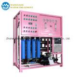 macchina pura di desalificazione dell'acqua di osmosi d'inversione 750lph (WY-TW-18)