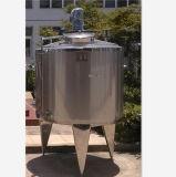 Tanque Jacketed de Layred do tanque dois do tanque sanitário do aquecimento (304 &316)
