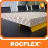 Madera contrachapada del PVC de Rocplex, encofrado concreto, materiales para el panel Shuttering 1220mm*2440mm*3m m--21m m