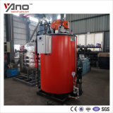 Factroy販売法35-1000kg/Hの縦のタイプ燃料ガス(天燃ガス、LPのガス、石炭ガス)/オイル(軽いディーゼル)の蒸気ボイラ(証明されるセリウム)