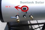 De onder druk gezette ZonneVerwarmer van het Water met de ZonneCollector van de Vlakke plaat