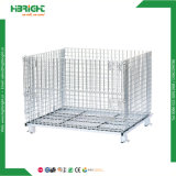 Stahlmaschendraht, der Ladeplatten-Rahmen stapelt