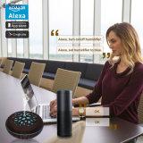 Новое приложение управления WiFi Smart домашних Alexa дерева Ароматерапия диффузор