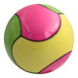 Volleyball de couture de plage de machine de forme ronde de 6 panneaux