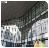 Декоративное покрашенное печатание цифров стены стеклянным