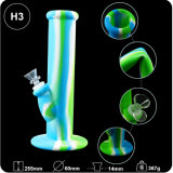 FDA Silicone 10 Waterpijpen van het Glas van de Was '' Concerate de Rokende