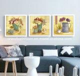 Fotos de la pared de la pintura al óleo para la decoración