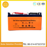 高い内腔の地下の下で埋められる電池が付いている太陽街灯太陽LEDライト