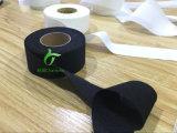 Cinturino tessuto che scrive tra riga e riga le righe elastiche del nastro di forte stirata fusibile adesiva