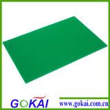 Rebut acrylique de feuille, feuille en plastique de 1mm, bloc noir d'UHMW