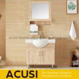 Festes Holz-Möbel-amerikanische Art-moderne Badezimmer-Eitelkeit (ACS1-W93)