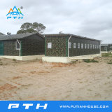 Het aangepaste Vlakke Huis van de Container van het Pak voor het Kamp van het Leger
