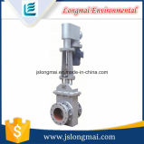 Válvula de escape antiusura eléctrica de la escoria con alta calidad