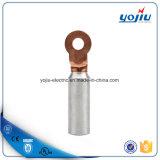 27 anos fabricante Dtl-2 cobre alumínio Elétrico Bimetal patilhas de cabo