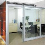 高品質のオフィス及びシャワー室のステンレス鋼のガラスハングの車輪フォーシャン