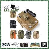 屋外の戦術的なホルスターの軍のMolleの袋のウエストベルト袋