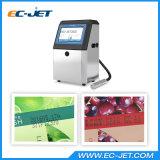 Imprimante jet d'encre continue de nettoyage automatique de code à barres 2D (EC-JET2000)
