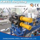 Granulador plástico do animal de estimação da capacidade elevada, grânulo do animal de estimação que recicl fazendo a máquina