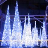 休日の装飾のための多色刷りのチェリーLEDの木ライト