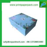 La caja plegable embalaje Caja de papel de impresión de cartón Caja de regalo