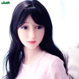 140cm mittlere Brust-Silikon-Geschlechts-Produkt-reale Liebes-Puppe