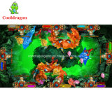 Juegos video pesqueros de la arcada del Shooting de la tarjeta del rey 2 juego del océano de la máquina de juego de los pescados del cazador del dragón