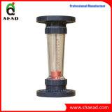 Mètre de rotamètre/écoulement d'eau avec le type de bride