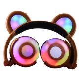 2018 Nouvelle conception Arrivel Panda Cute cat Ear casque sans fil pour les filles