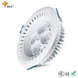 Manafacture última potencia 33W Downlight LED de techo