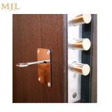 Moderno exterior sofisticados modelos mais recentes da porta de madeira maciça de Design