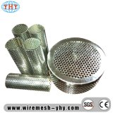 Feuilles de tube en aluminium de modèle