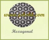 Laser, der keramische Anilox Wellen für Flexo Drucken graviert