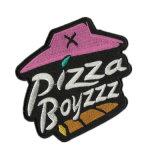 O logotipo personalizado para a coleta de Patch Fuzzy dons (YB-pH-62)