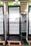 商業ガラスドアの直立した飲料の表示冷却装置フリーザーのクーラー