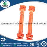 SWC industrial-I120A-550 Eje cardánico acoplamiento universal para aplicaciones industriales