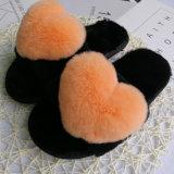 고명한 Fashion Home Warm Fur 숙녀 슬리퍼