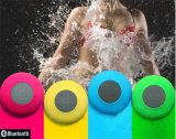 Beweglicher wasserdichter MiniBluetooth Großhandelslautsprecher mit Absaugung-Cup